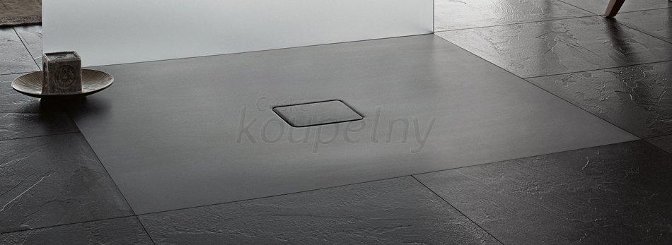 kaldewei conoflat sprchov vani ka tvercov rozm ry 100 x 100 cm panel ne esk koupelny. Black Bedroom Furniture Sets. Home Design Ideas