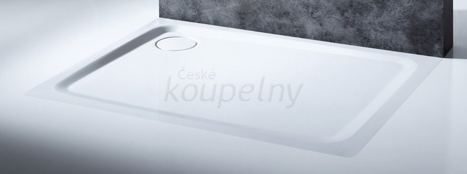 Kaldewei SUPERPLAN PLUS Sprchová vanička obdélníková, Délka: 120 cm ...