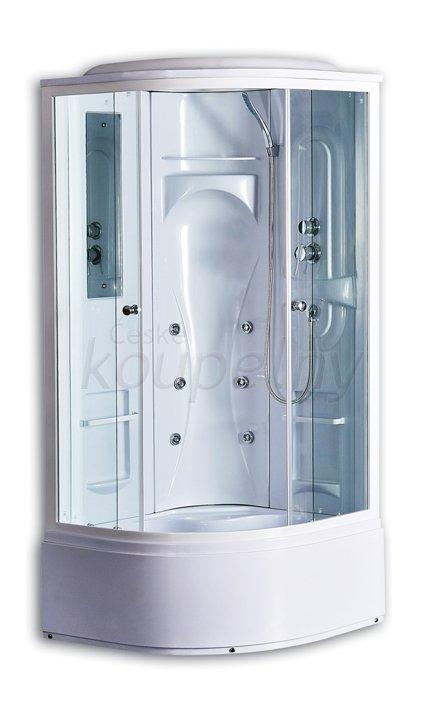 Sprchové kouty s vysokou vaničkou