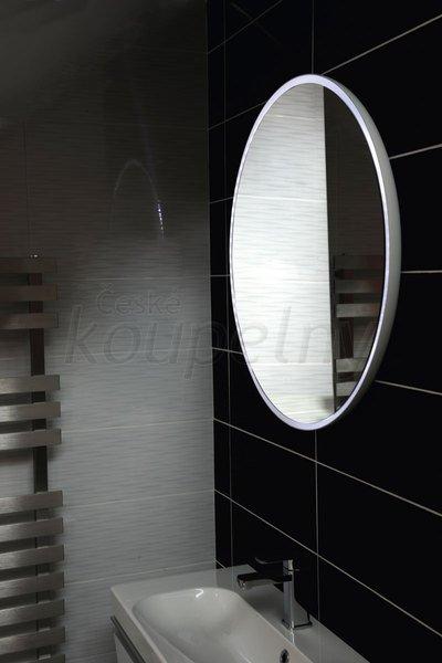 Erra Float Kruhové Zrcadlo S Led Osvětlením Průměr 60 Cm