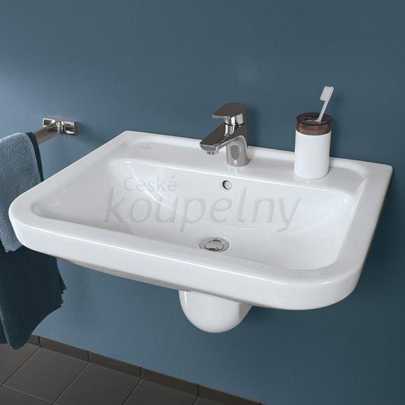 villeroy boch omnia architectura z v sn umyvadlo ka 60 cm esk koupelny. Black Bedroom Furniture Sets. Home Design Ideas