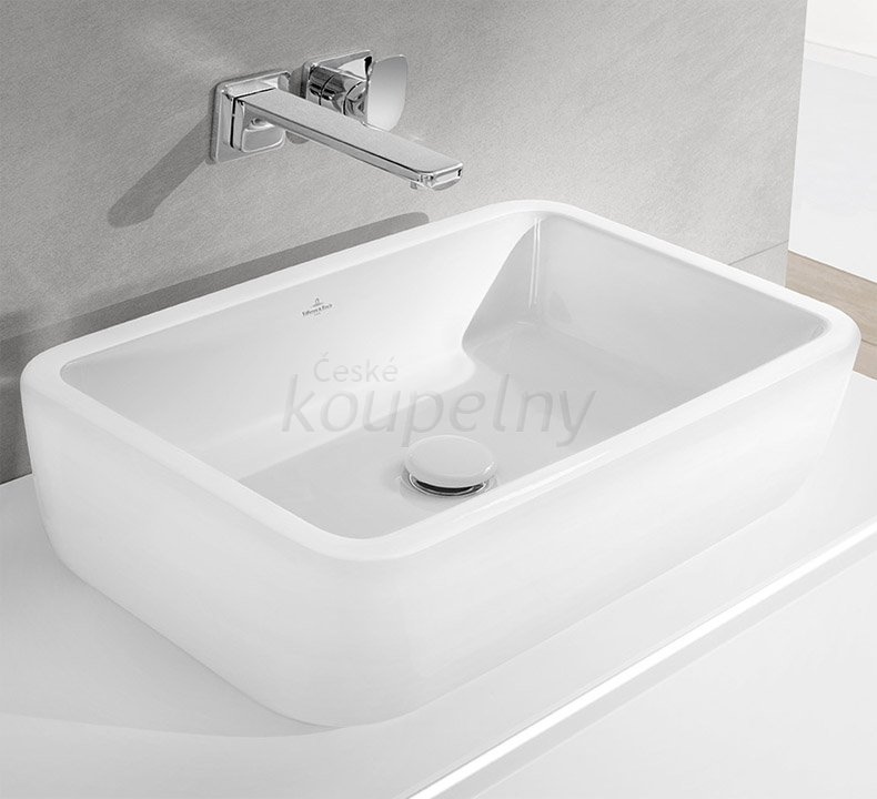 villeroy boch omnia architectura umyvadlo na desku obd ln kov esk koupelny. Black Bedroom Furniture Sets. Home Design Ideas
